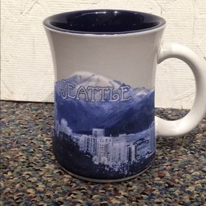Other - Seattle Pottery Mug Coffee Cup